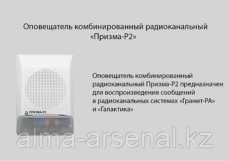 """Оповещатели радиоканальные системы """"Галактика""""."""