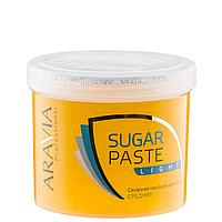Сахарная паста LICHT не требует разогрева