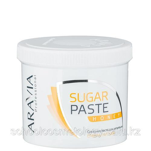 Сахарная паста очень мягкая «Медовая»
