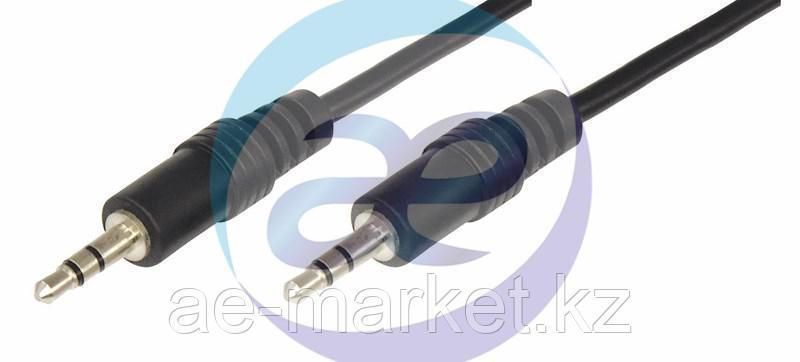 Шнур 3. 5мм штекер стерео - 3. 5мм штекер стерео 1. 5М REXANT
