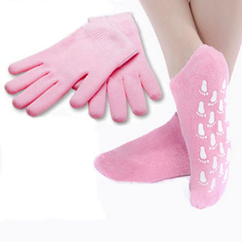 SPA Комплект - увлажняющие носки и перчатки