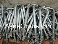 Болты фундаментные анкерные ГОСТ 24379.1-2012