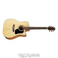 Гитара электроакустическая WALDEN CD350CE G ACOUSTIC ELECTRIC GUITAR