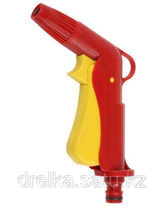 Пистолет распылитель для полива GRINDA 8-427359_z01, CLASSIC Quick-Connection System, пластиковый регулируемый