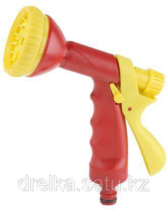 Пистолет распылитель для полива GRINDA 8-427373_z01, CLASSIC Quick-Connection System, пластиковый