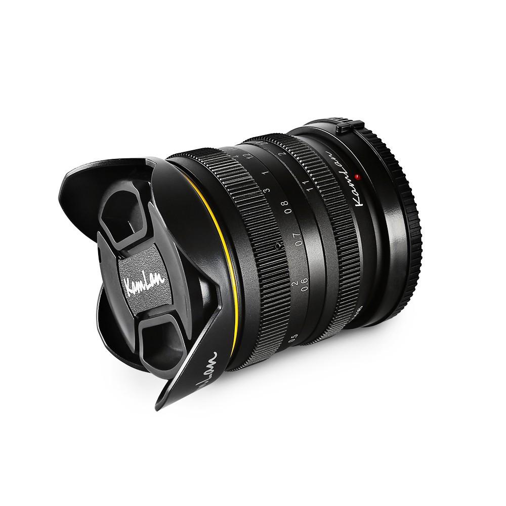 Kamlan 50mm F11 APSC