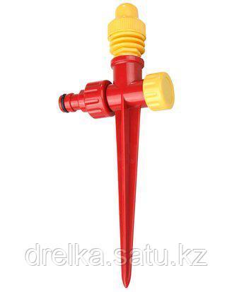 Распылитель для полива GRINDA 8-427625_z01, CLASSIC Quick-Connection System, круговой