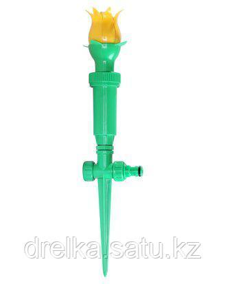 Распылитель для полива GRINDA 8-427624, пластмассовый, тип Тюльпан, на пике