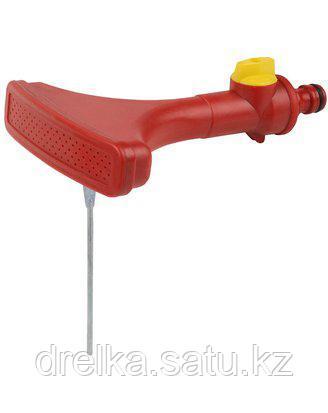 Распылитель для полива GRINDA 8-427627_z01, CLASSIC Quick-Connection System, на пике, секторный, пластмассовый, фото 2
