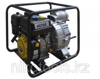 Мотопомпа Huter МРD-80 для грязной воды в Караганде