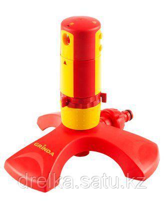 Распылитель для полива GRINDA 427635, турбораспылитель, на подставке, из ударопрочной пластмассы, фото 2