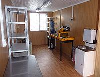 Лаборатория блок-контейнер