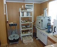 Лаборатория из бытовки