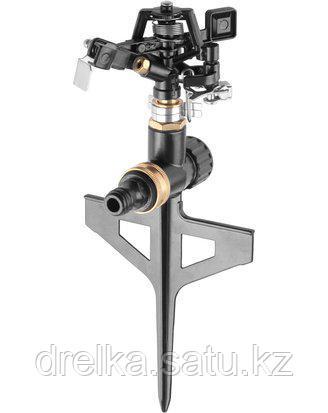 Распылитель для полива GRINDA 8-427653_z01, CLASSIC Quick-Connection System, импульсный, на пике