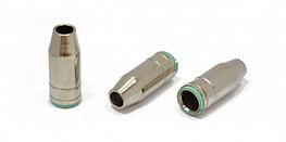 Параметры:  Код: 0319.007.200 Производитель: Aurora Сопло MIG-MAG - это расходная часть горелки, которая отвеч