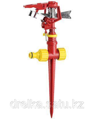 Распылитель для полива GRINDA 8-427665_z01, CLASSIC Quick-Connection System, импульсный, на пике, фото 2
