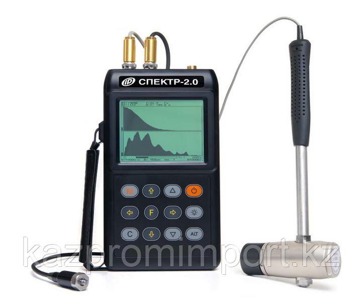 Измеритель длины свай (прибор диагностики свай) СПЕКТР-2.0