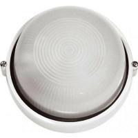 Светильник НПП 1301-60 белый/круг