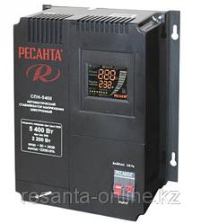 Стабилизатор напряжения Ресанта АСН 5400 СПН