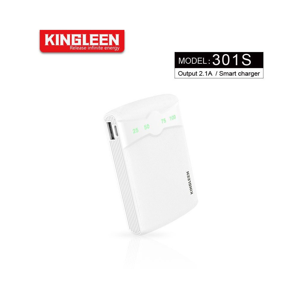 Портативная батарея Kingleen 6000mAh