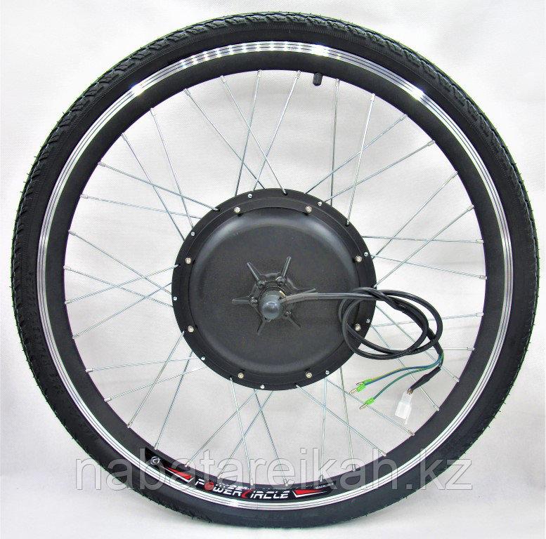 Мотор-колесо прямого привода MXUS 1000Вт переднее/заднее