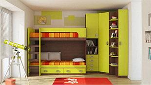 Детские кровати: двухъярусные кровати, односпальные кроватки