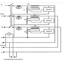Стабилизатор напряжения Ресанта АСН 100000/3 ЭМ, фото 3