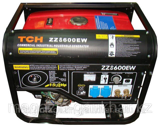 Дизельный  генератор САГ ZZ 8600 EW