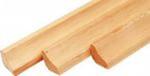 Плинтус потолочный ПЛ-3 34*14 сосна