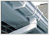 Водосточная система металлическая, прямоугольного сечения, фото 2