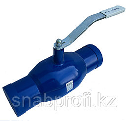 Шаровой кран TEMPER сварка/сварка стандартнопроходной DN15, PN40