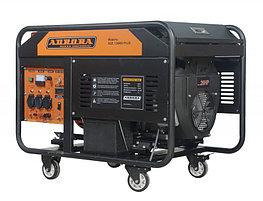 Бензогенератор Aurora AGE 12000 D PLUS