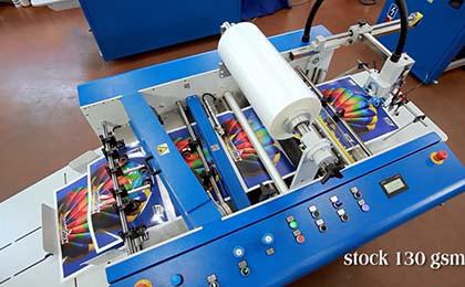 D&K Europa - автоматический ламинатор