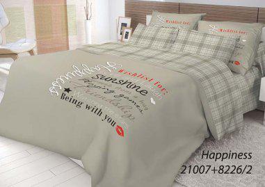 Комплект постельного белья,счастье