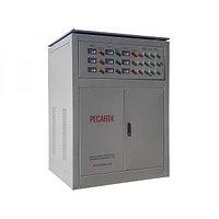 Стабилизатор напряжения трехфазный Ресанта  АСН-100000/3-ЭМ, фото 1
