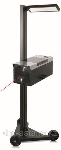 Прибор для проверки и регулировки света фар с цифровым люксметром, (Италия)