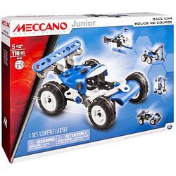 Meccano 91746 Меккано Гоночная машина (5 моделей)