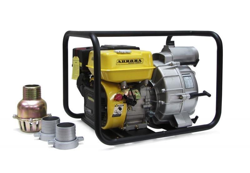 Мотопомпа для грязной воды АМР 80 D