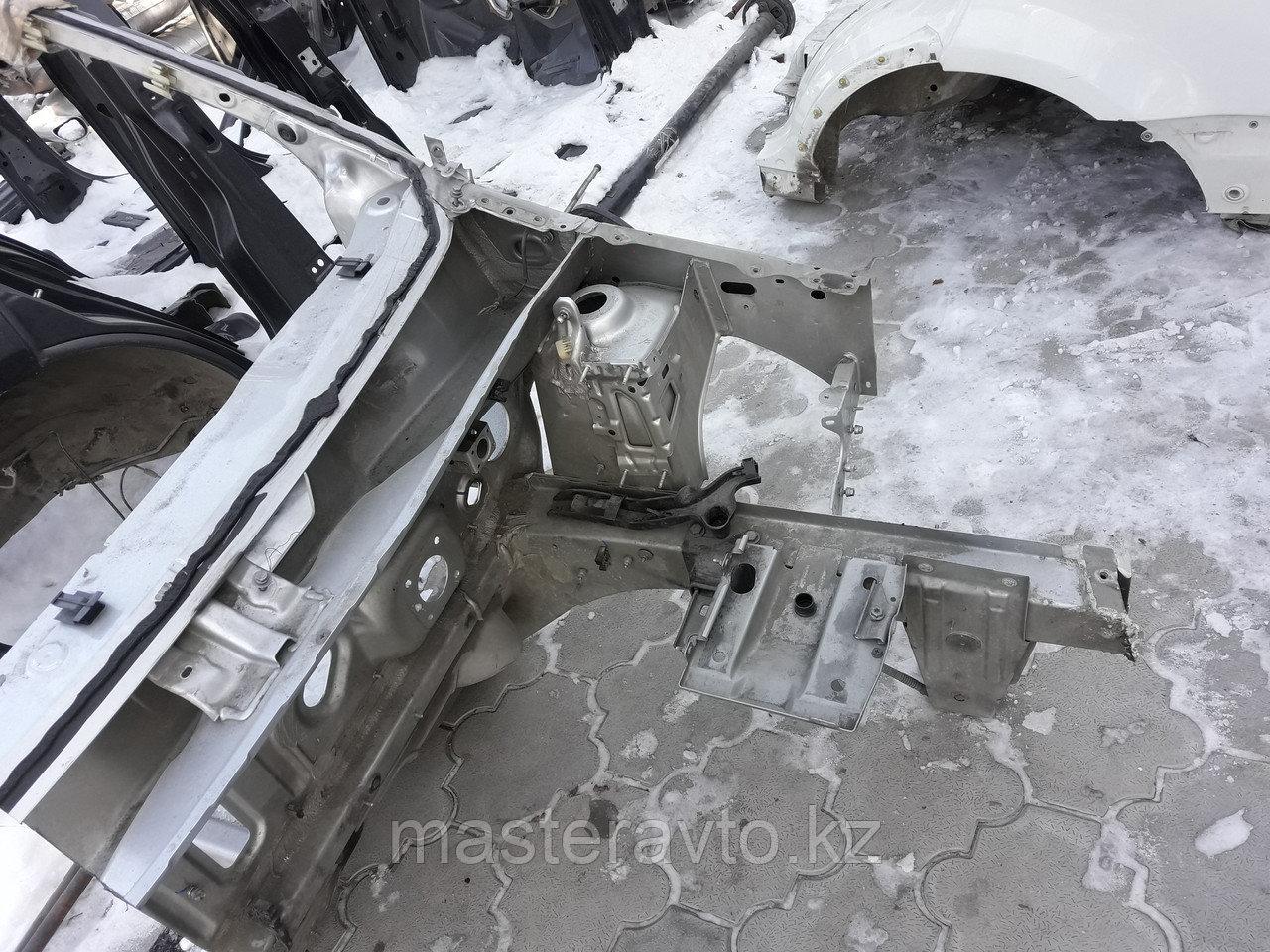 Лонжерон передний левый для Renault Sandero 2014> Б/У
