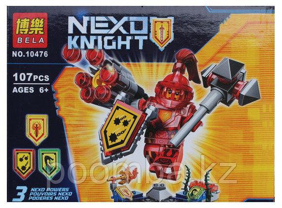"Nexo Knights ""Мэйси – Абсолютная сила"""