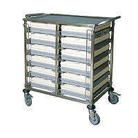 Тележки для термопосуды AVATERM Trolley12 , Trolley20, фото 1