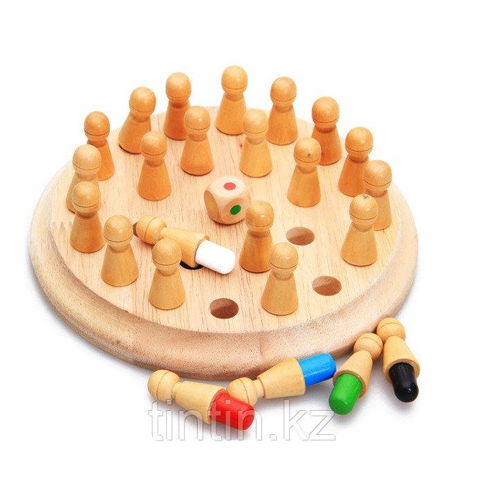 Шахматы для тренировки памяти - Мнемоники