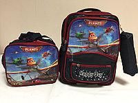 Школьный рюкзак для мальчика на 1- й класс.Высота 36 см, длина 26 см,ширина 17 см., фото 1