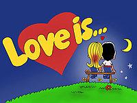 Жвачка Love is (блок)