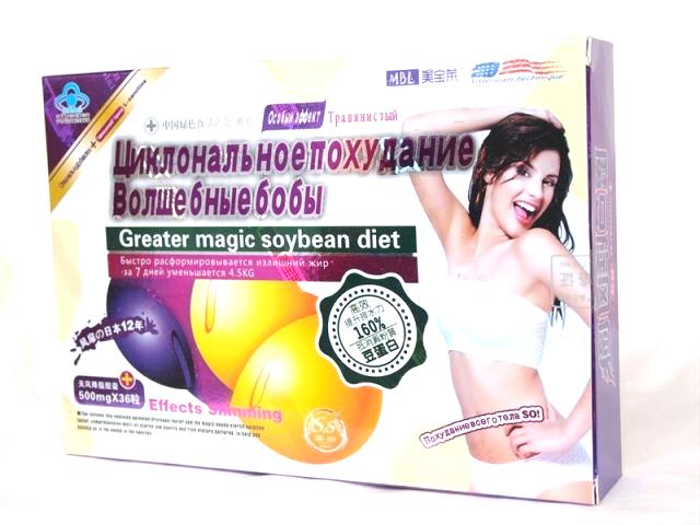 Волшебные бобы - Циклональное похудение