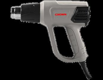 Технический фен CROWN CT19007, 2000W