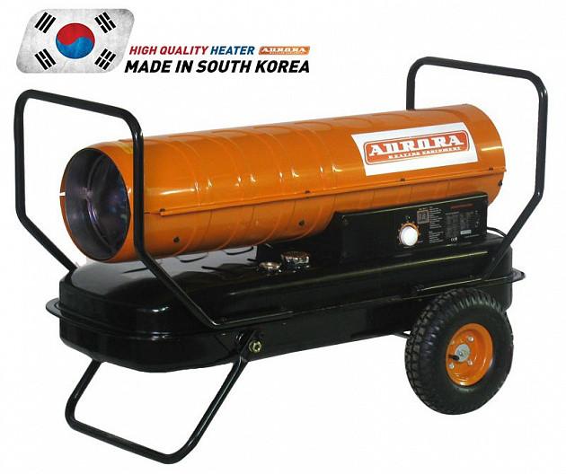 Тепловая пушка без отвода Aurora TK-30000 дизельная