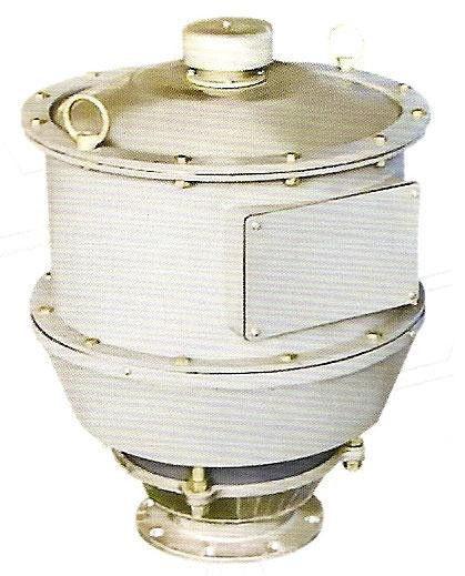 Непримерзающий мембранный дыхательный клапан НДКМ-150, 200