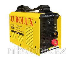 Сварочный аппарат инверторный IWM 190 Eurolux
