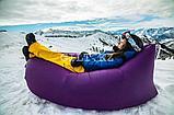 Надувной диван-матрас LAMZAC (ЛАМЗАК), фото 3